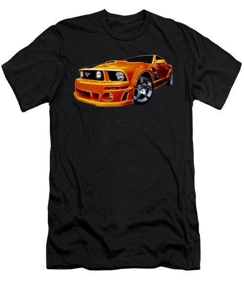 Roush On Fire Men's T-Shirt (Athletic Fit)
