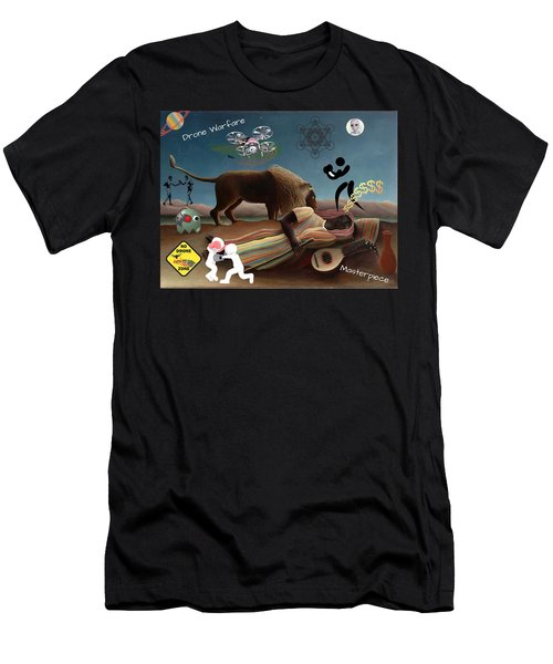Rousseau's Nightmare Men's T-Shirt (Athletic Fit)