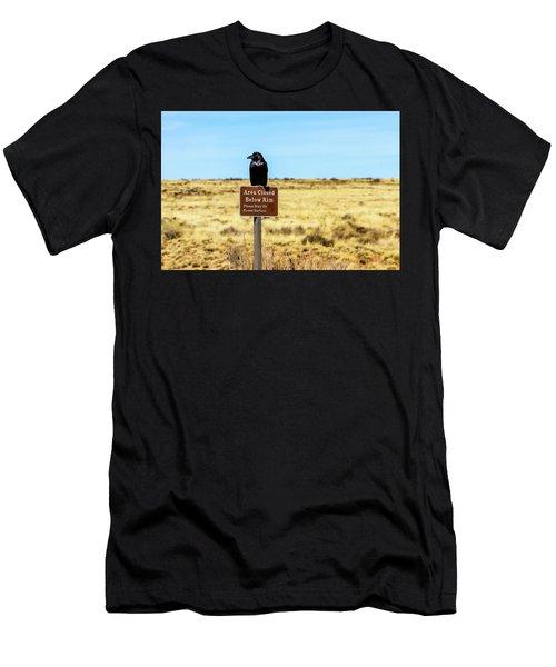 Rout 66 Watch Men's T-Shirt (Athletic Fit)