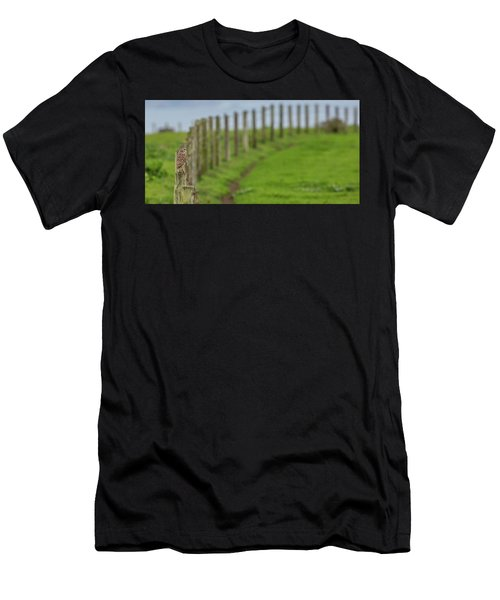 Row View  Men's T-Shirt (Athletic Fit)