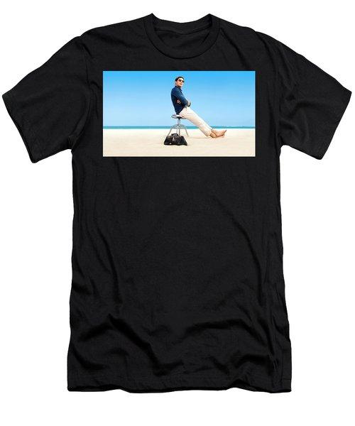 Royal Pains Men's T-Shirt (Athletic Fit)