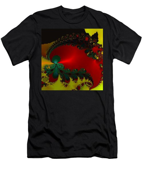 Royal Red Men's T-Shirt (Athletic Fit)