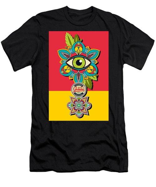 Rubino Sees Men's T-Shirt (Athletic Fit)
