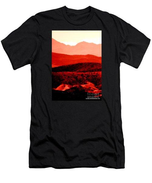 Ruby Hills Men's T-Shirt (Athletic Fit)