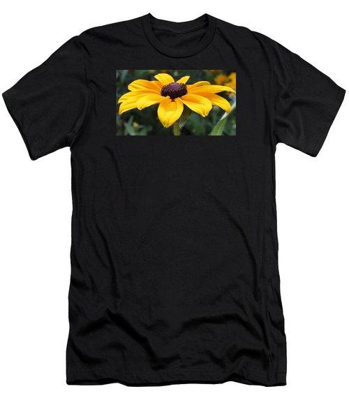 Rudbeckia Bloom Up Close Men's T-Shirt (Athletic Fit)