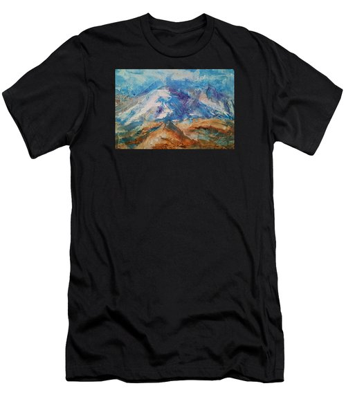 Rugged Terrain Men's T-Shirt (Athletic Fit)