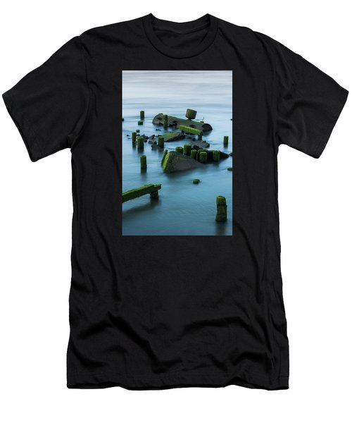 Ruins Of The Day Men's T-Shirt (Athletic Fit)
