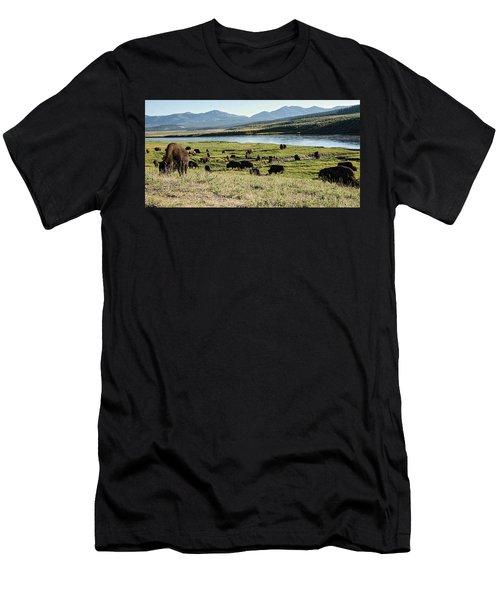 Rumble Men's T-Shirt (Athletic Fit)