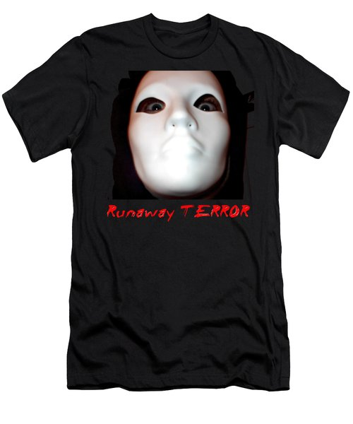 Runaway Terror 3 Men's T-Shirt (Athletic Fit)
