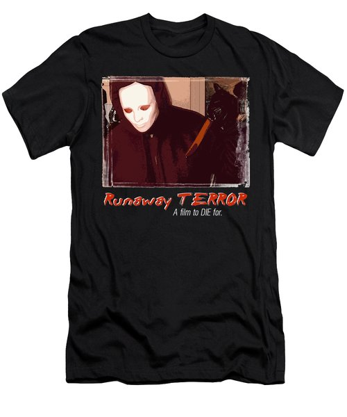 Runaway Terror 4 Men's T-Shirt (Athletic Fit)