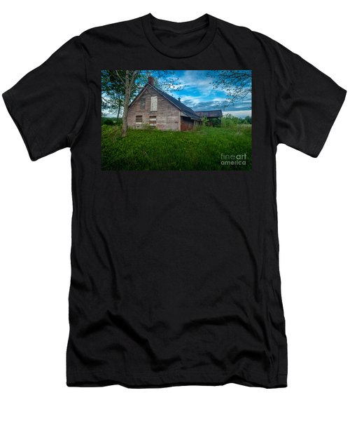 Rural Slaughterhouse Men's T-Shirt (Athletic Fit)