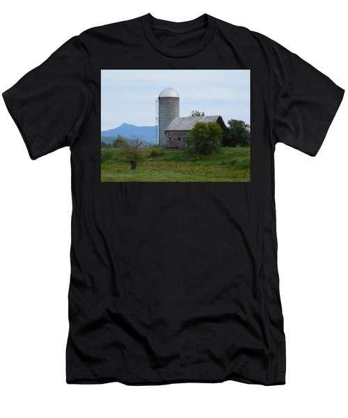 Rural Vermont Men's T-Shirt (Athletic Fit)