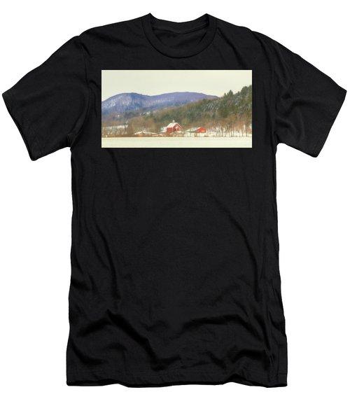 Rural Vermont Men's T-Shirt (Athletic Fit)
