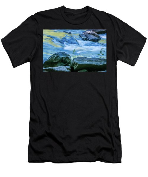 Rushing Creek Men's T-Shirt (Athletic Fit)