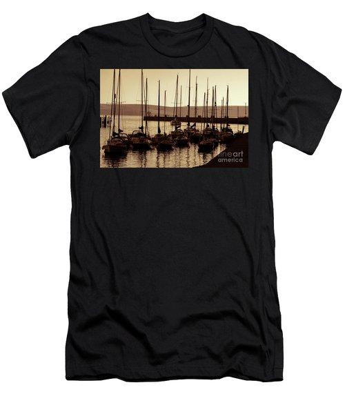 Russet Harbour Men's T-Shirt (Athletic Fit)