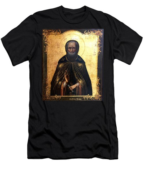 Russian Icon Men's T-Shirt (Athletic Fit)