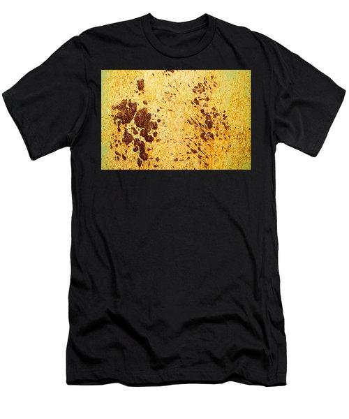 Rust Metal Men's T-Shirt (Athletic Fit)