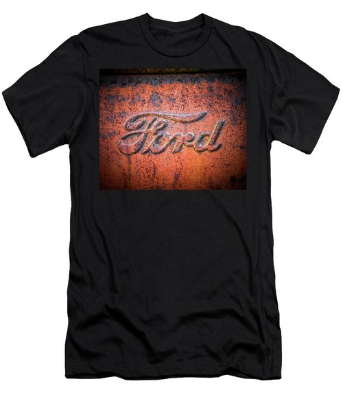 Rust Never Sleeps - Ford Men's T-Shirt (Athletic Fit)