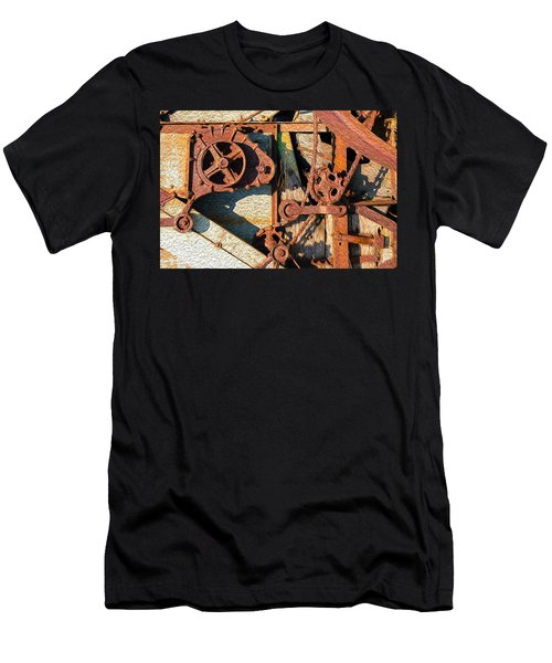 Rusted Reaction Men's T-Shirt (Athletic Fit)