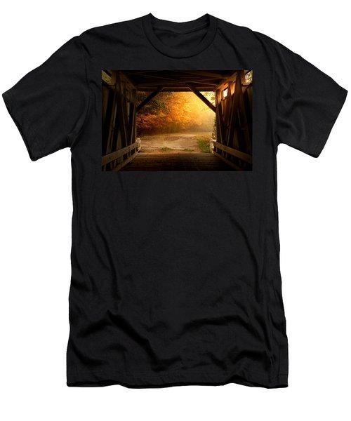 Rustic Beauty 2.0 Men's T-Shirt (Slim Fit) by Rob Blair
