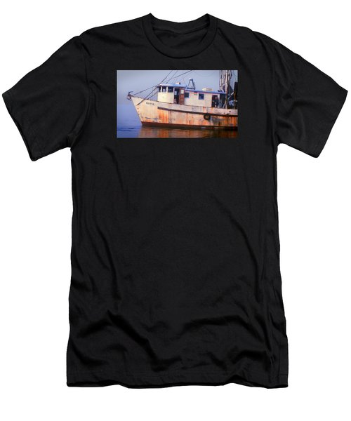 Rusty II And Crew Men's T-Shirt (Athletic Fit)