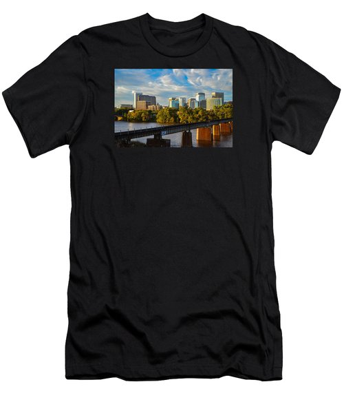 Rva Sunset Men's T-Shirt (Athletic Fit)