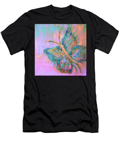 Ryans Butterfly Men's T-Shirt (Athletic Fit)