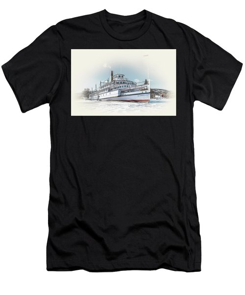S. S. Sicamous II Men's T-Shirt (Athletic Fit)