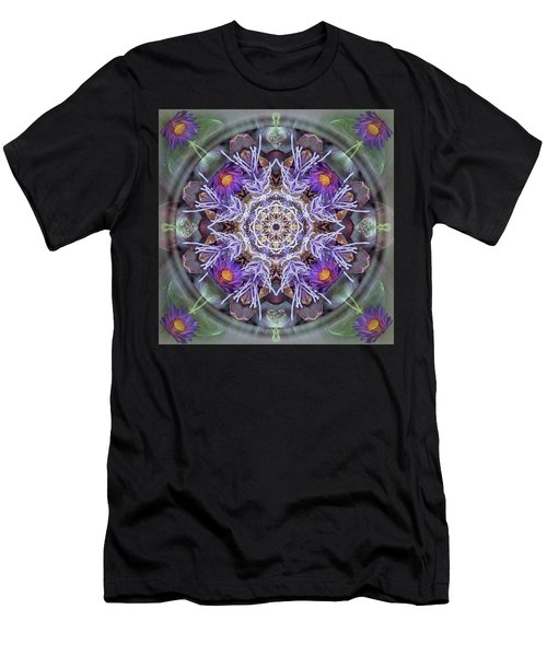 Sacred Emergence Men's T-Shirt (Athletic Fit)