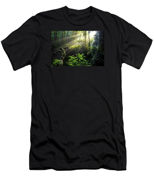 Sacred Light Men's T-Shirt (Athletic Fit)