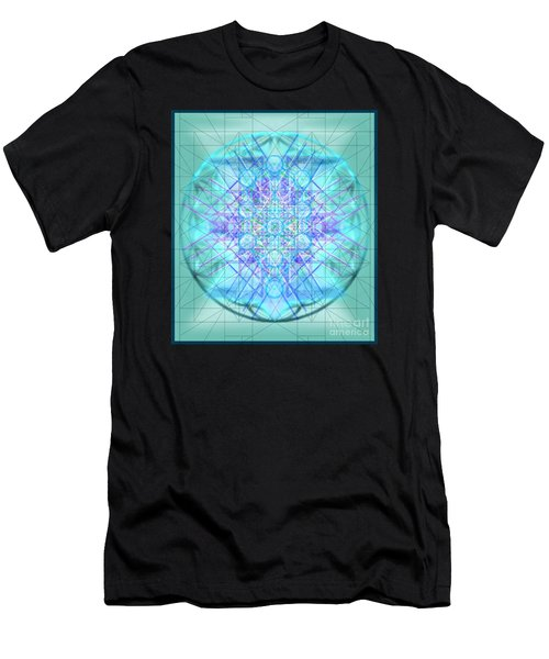 Sacred Symbols Out Of The Void 3b1 Men's T-Shirt (Athletic Fit)