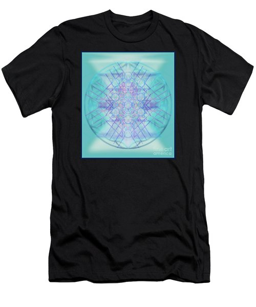 Sacred Symbols Out Of The Void A2b Men's T-Shirt (Athletic Fit)