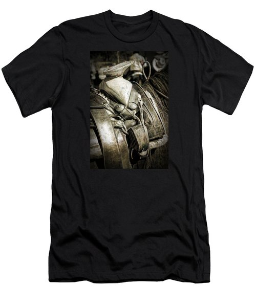 Saddle Up Men's T-Shirt (Athletic Fit)