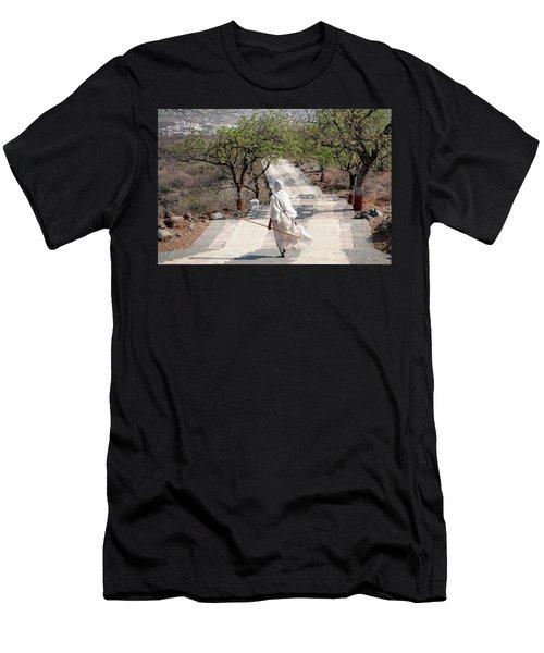 Sadhvi Men's T-Shirt (Athletic Fit)
