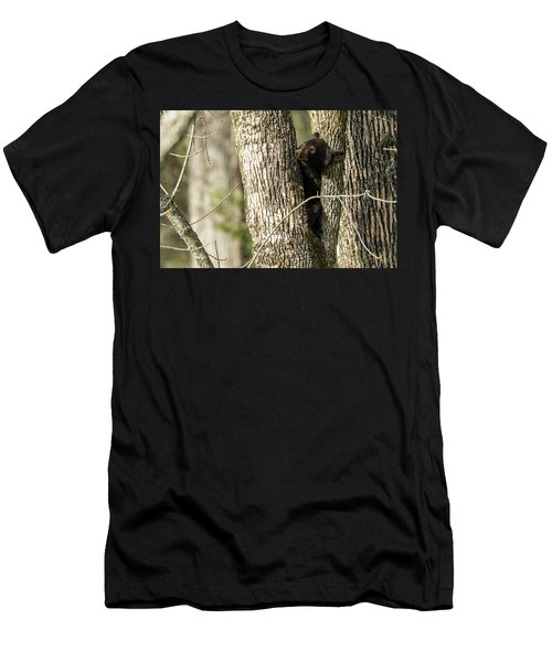 Men's T-Shirt (Slim Fit) featuring the photograph Safe From Harm by Everet Regal