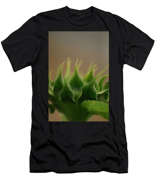 Men's T-Shirt (Slim Fit) featuring the photograph Safe Within by Ramona Whiteaker