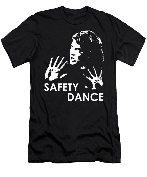 Safety Dance Men's T-Shirt (Athletic Fit)