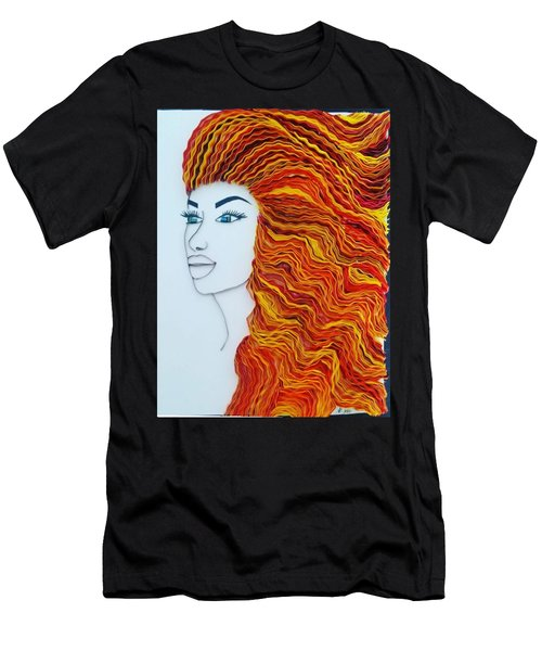Safiya Men's T-Shirt (Athletic Fit)