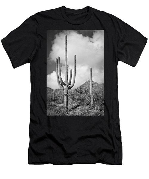 Saguaro Men's T-Shirt (Athletic Fit)