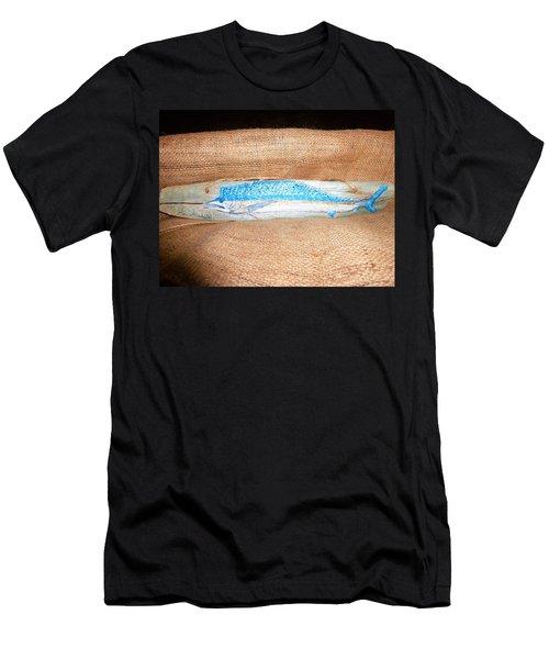 Sail Fish Men's T-Shirt (Slim Fit) by Ann Michelle Swadener