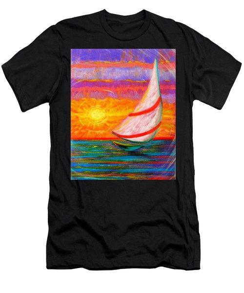 Sailaway Men's T-Shirt (Athletic Fit)