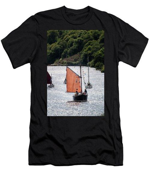 Sailing 46 Men's T-Shirt (Athletic Fit)