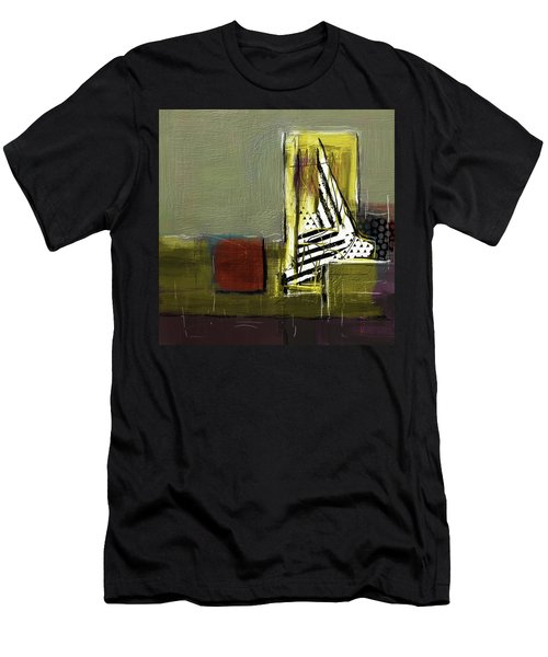 Sailing In Dreams Men's T-Shirt (Athletic Fit)