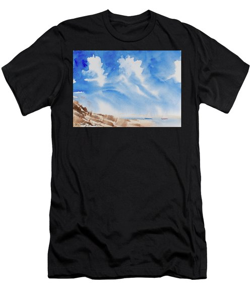 Fine Coastal Cruising Men's T-Shirt (Athletic Fit)