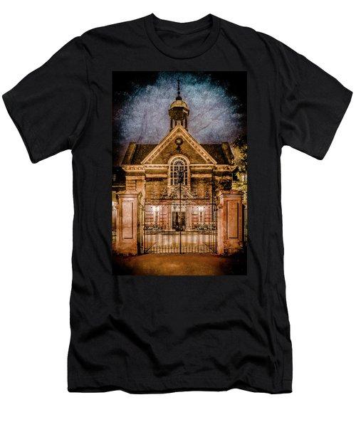 Oxford, England - Saint Hugh's Men's T-Shirt (Athletic Fit)