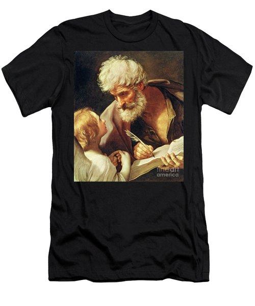 Saint Matthew Men's T-Shirt (Athletic Fit)