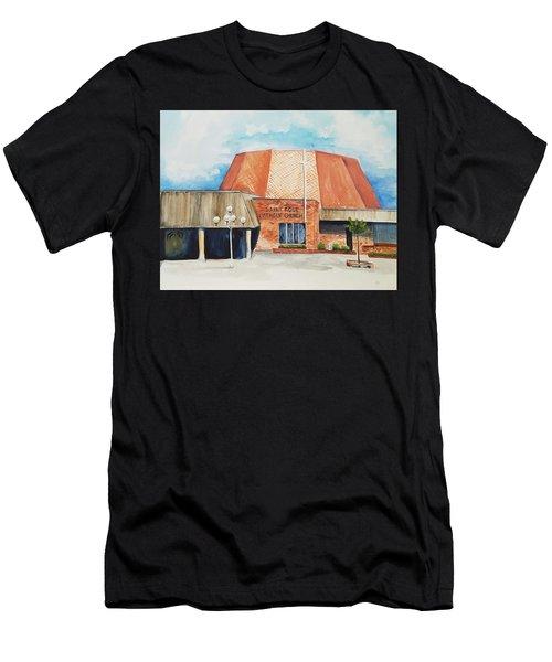 Saint Rose Men's T-Shirt (Athletic Fit)