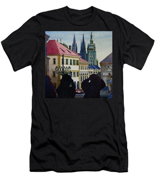 Saint Vitus Cathedral Men's T-Shirt (Athletic Fit)