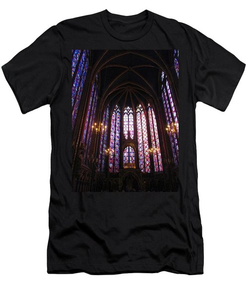 Sainte-chapelle Men's T-Shirt (Athletic Fit)