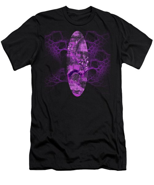 Sakai Hoitsu Birds Men's T-Shirt (Athletic Fit)